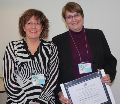 Mme Bettina Brockerhoff-Macdonald (Université Laurentienne / Ontario)