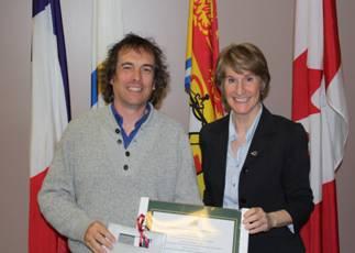 M. André Séguin (Université d'Ottawa)