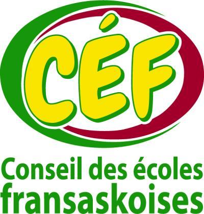 Logo Conseil des écoles fransaskoises (Saskatchewan)